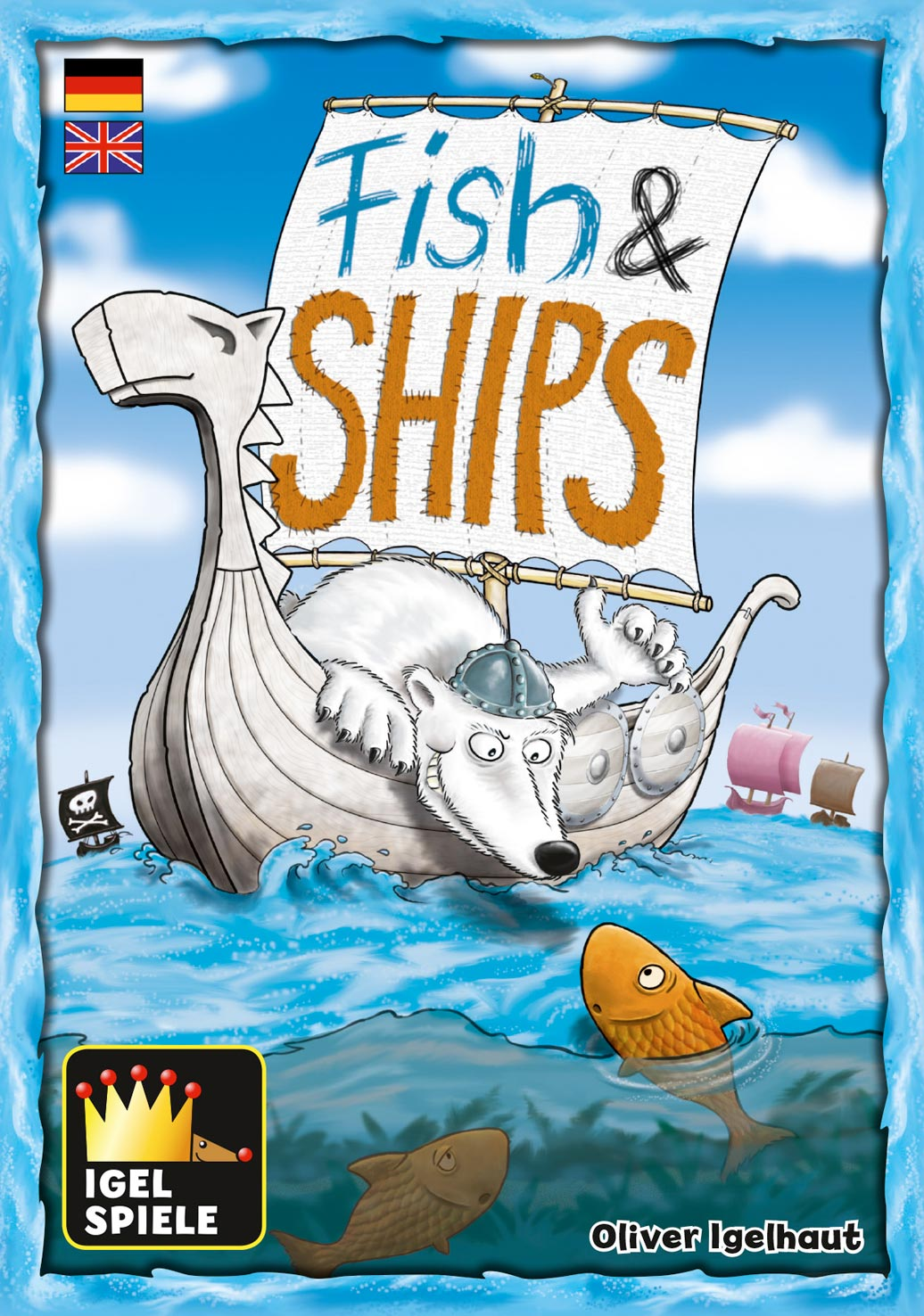 Cover Fish & Ships